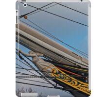 Cutty Sark, Greenwich, London, England iPad Case/Skin