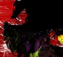 Evangelion - unit 01 - Berserk Sticker