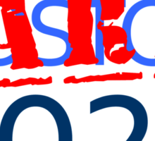 Against Boston 2024 Sticker