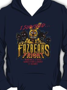 Fazbear's Fright T-Shirt