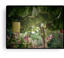 Before the Heat. Canvas Print