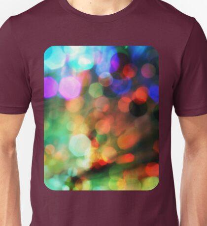 Smokey Bokeh Unisex T-Shirt
