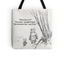 My Favourite Day Tote Bag