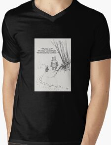My Favourite Day Mens V-Neck T-Shirt