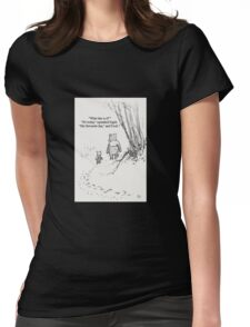 My Favourite Day Womens Fitted T-Shirt