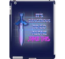 Retro Sword iPad Case/Skin