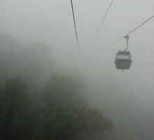 Gondola to the Unknown by frangelico