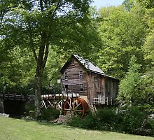 Glade Creek Grist Mill VII by Lisawv