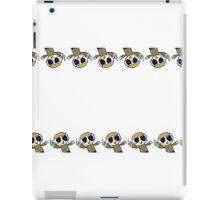 Puff John Watson iPad Case/Skin