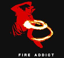 Fire Addict Unisex T-Shirt