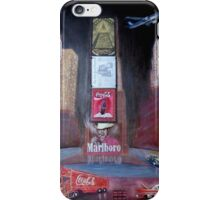 Times Square with Elvis iPhone Case/Skin