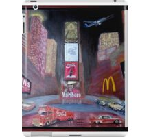 Times Square with Elvis iPad Case/Skin