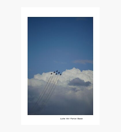 Reaching for the skies!!! Photographic Print