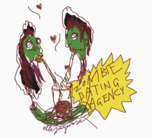 'Zombie Dating Agency' by ellejayerose