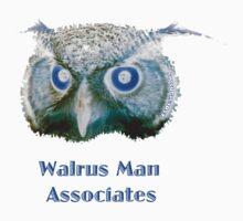 Walrus Man Associates by CSDesigns