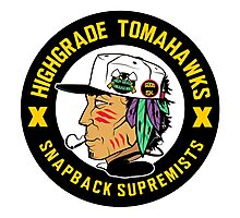Highgrade Tomahawks Photographic Print