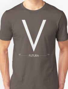 Futura V Unisex T-Shirt
