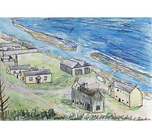 Convict Settlement, Norfolk Island Photographic Print