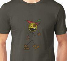 Adventurous Sir Cracker Unisex T-Shirt