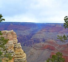 Grand Canyon 10 by Leona Bessey