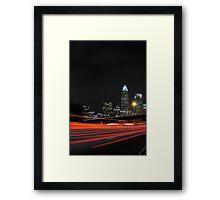 uptown Framed Print