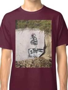 Balancing Act by Component Classic T-Shirt