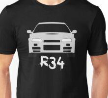 R34 GTR Unisex T-Shirt