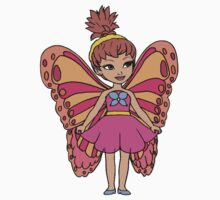 Butterfly Fairy Kids Clothes