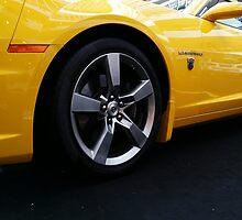 Transformers Chevy Camaro by nurulazila