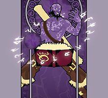 Ryze, the Rogue Mage by WinterWolfMedia