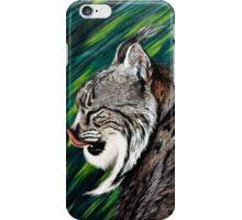Iberian lynx iPhone Case/Skin