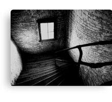 Dark Descent Canvas Print