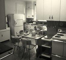 Nostalgic Kitchen by Rodney Williams