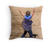 Wow ..... I did it! Throw Pillow