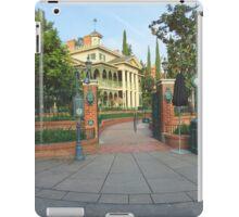 The Haunted Mansion iPad Case/Skin