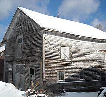 Pope Farm Barn by Rebecca Bryson