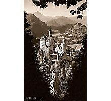 Neuschwanstein,Germany Photographic Print