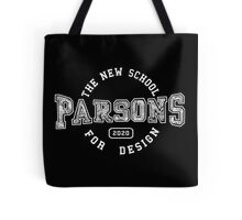 Parsons - the new school for design Tote Bag