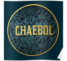 CHAEBOL - GOLD Poster