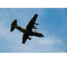 C130 Hercules Aircraft Photographic Print