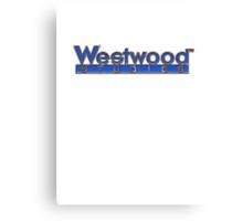 Westwood Canvas Print