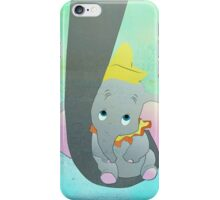Dumbo and his Mom iPhone Case/Skin