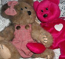 Very Berry Beary Best Friends by Rebecca Bryson
