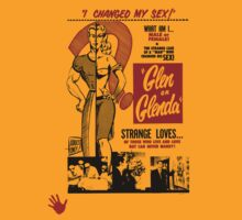 GLEN OR GLENDA? by Throwing  Buckets Magazine