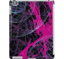 brush splash spheres iPad Case/Skin