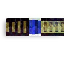 10:20 AM (Remix) Canvas Print