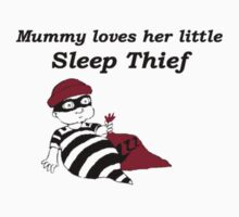 Mummy's little sleep thief #1 by CourtneyAnne82