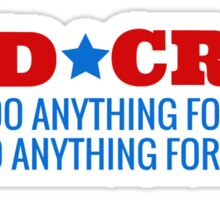 Ted Cruz - Didn't Do Anything For Texas, Won't Do Anything for America Sticker