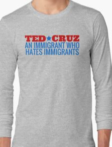 Ted Cruz - All proceeds go to charity! Long Sleeve T-Shirt