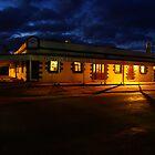 Birdsville Pub by Overlander4WD
